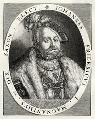 Johann Friedrich Der Grossmtig,  John Frederick I