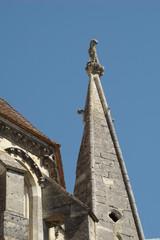 Gargouille,Cathédrale de Laon,Picardie