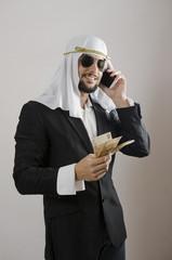 The arab man cliche