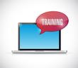 online computer training illustration design