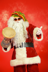 drummer Santa