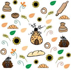 Bread pattern