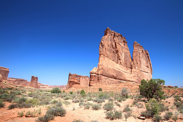 Arches National Park - The Organ