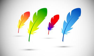 piuma,piume, colori, fantasia, leggero, penna, penne