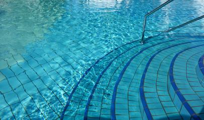 Bord de piscine