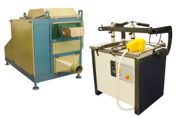 industrial woodworking machine