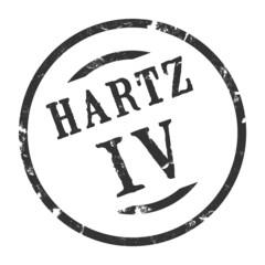 sk194 - StempelGrafik Rund - Hartz-IV - g1703