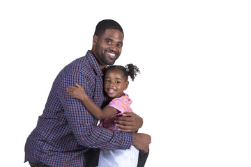 Dad and his daughter