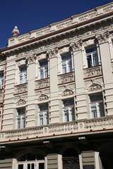 House architectural detail ,Vilnius