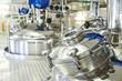 Leinwanddruck Bild - pharmaceutical industry worker