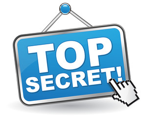 TOP SECRET! ICON