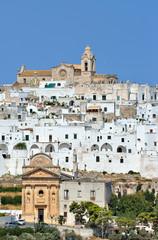 Città bianca di Ostuni, Puglia