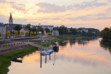 Bords de Loire à Chalonnes