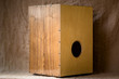 Cajon - Afro-Peruvian musical instrument - 70321053