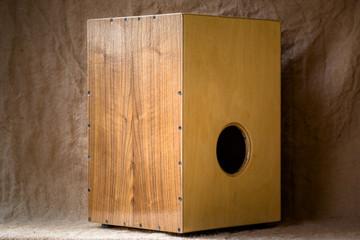 Cajon - Afro-Peruvian musical instrument