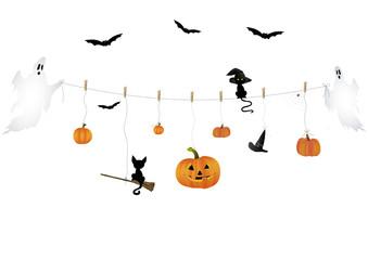 Halloween an der Leine