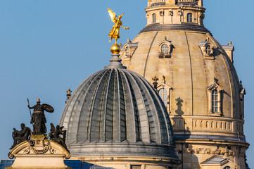 Kuppeln von Dresden