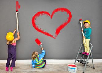 Herz Kinder