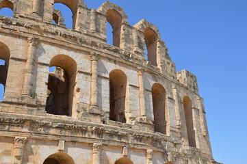 Colosseum in Tunisia