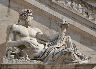 Piazza Venezia, Vittoriano, particolare
