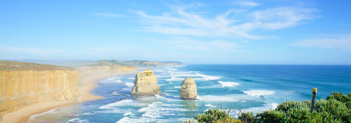 Twelve Apostles, Great Ocean Road along Victoria Coast, Australi