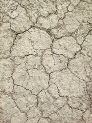 Soil texture, crack background