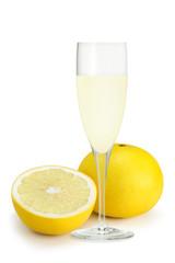 グレープフルーツジュースとグレープフルーツ