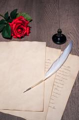 escritor romantico