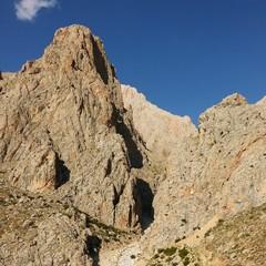 Aladağlar narpuz vadi girişi
