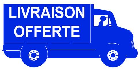 camion livraison offerte