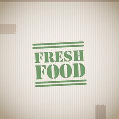 Fresh food stamp