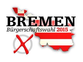 Bremen Bürgerschaftswahl 2015