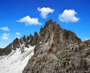 Paternkofel , Dolomite Alps , Italy