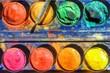 canvas print picture - Wasserfarben...