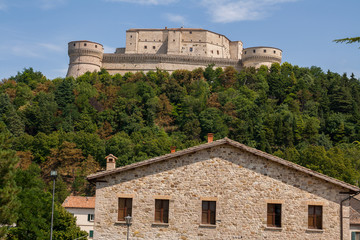 San Leo, Emilia Romagna, Italia