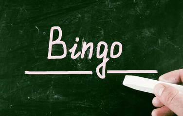 bingo concept