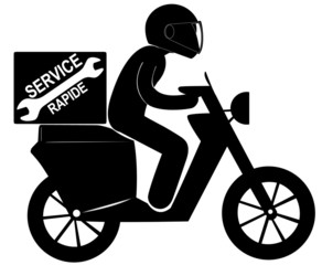 scooter service rapide
