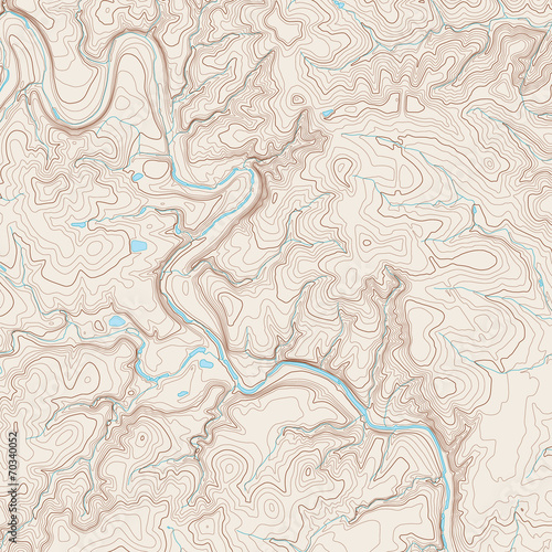 Topographic Map - 70340052