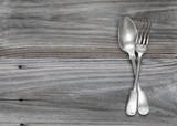 Fototapety Vintage cutlery