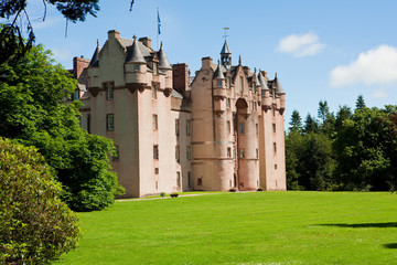 Fyvie Castle -Aberdeenshire- Scotland