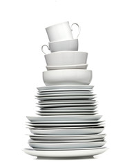 Plate Tower