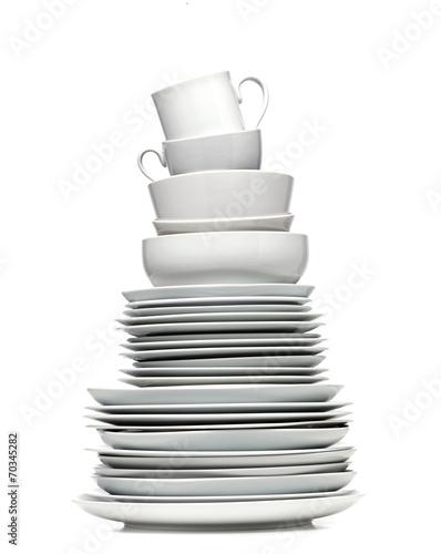 Leinwandbild Motiv Plate Tower
