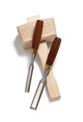 Chisel and Mallet