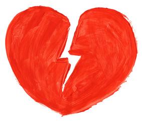 symbol of broken love