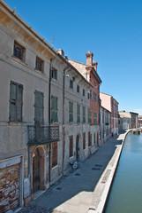 La strada di Comacchio