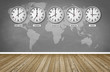 Weltzeiten / Zeitzonen - 70345600