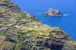 canvas print picture - Landwirtschaft auf der Insel Madeira, Portugal