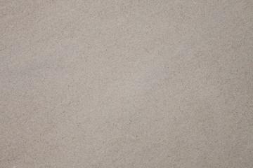 Clean flat sand