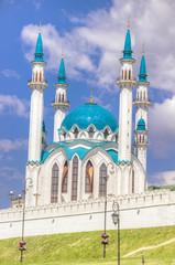 Kazan Russia mosque Kul Sharif