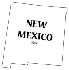 New Mexico State and Date